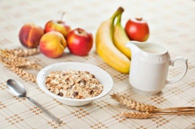 High Fiber Breakfast