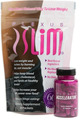 Plexus Slim with Accelerator