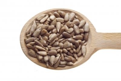 Sunflower Seeds Rich in Fiber