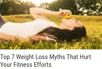 skinny weight loss myths
