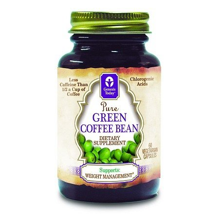 Green Coffee Beans Extract