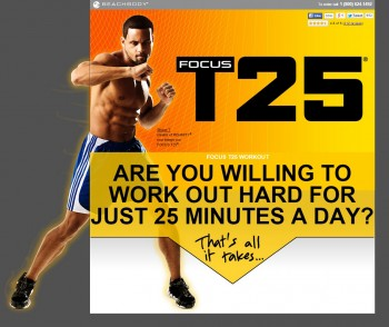 The Ultimate Guide To Focus T25 Workout By Shaun T