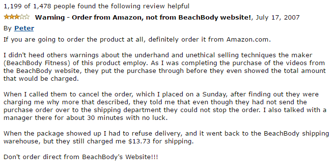hip hop abs amazon critical review