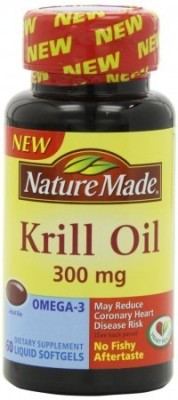 Krill Oil By Nature Made