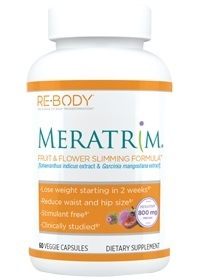 Meratrim 100% Pure Pills In Bottle