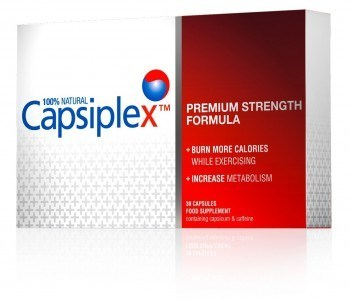 Red Capsiplex Package