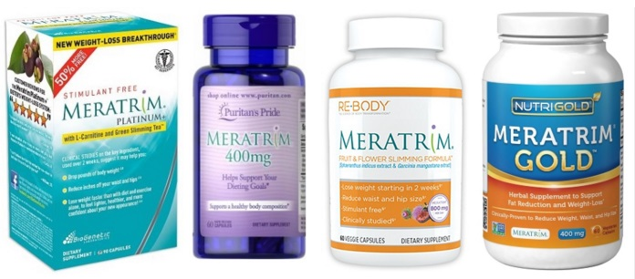 best Meratrim supplements