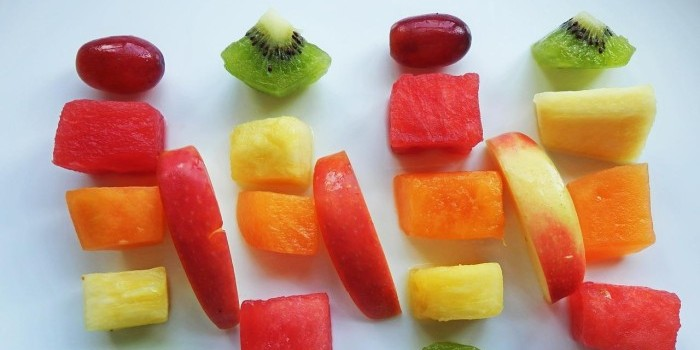 fruit samples