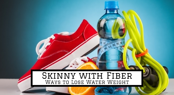 items for losing water weight