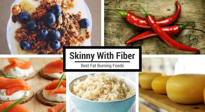 list of fat burning foods