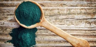 spirullina powder
