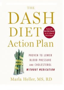 Marla-Heller-The-Dash-Diet-Action-Plan-Book-Cover