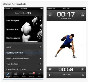 Mobile-Application-P90X-For-iPhone