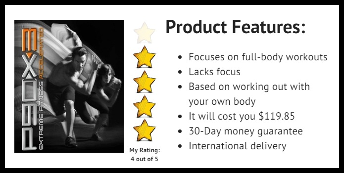 P90X3 product rating