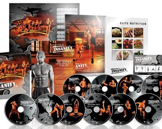 Whole Package of Insanity Workout