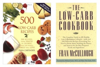 2 Best Low Carb CookBooks