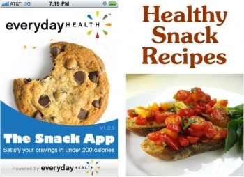 Applications For Healthy Snacks