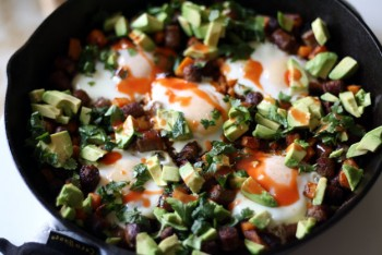Amazing Cowboy Breakfast Skillet