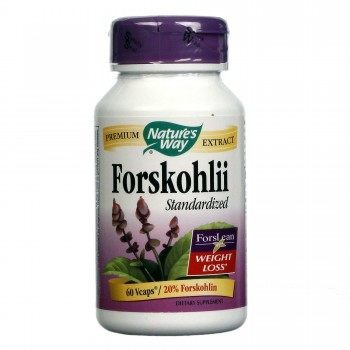 Forskohlii Extract Standardized by Nature's Way