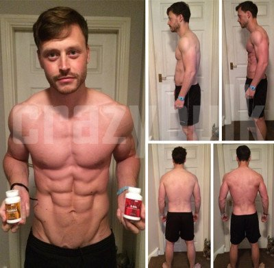 crazybulk before after