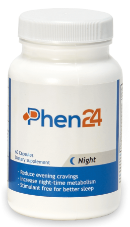 phen24 night bottle