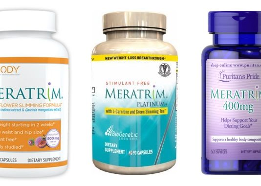 Meratrim supplements